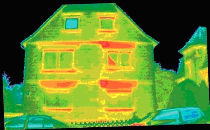 Isolamento termico dispersioni calore e cassonetti degli - Isolamento cassonetti finestre ...